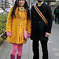Couple near Tsukiji