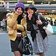 Takeshita Crossing Girls