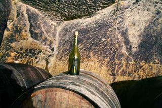 1xavier_caillard_muriel_saumur_bottle_on_cask