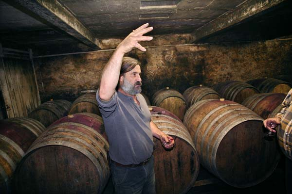1cousin_olivier_wines_cellar_geste