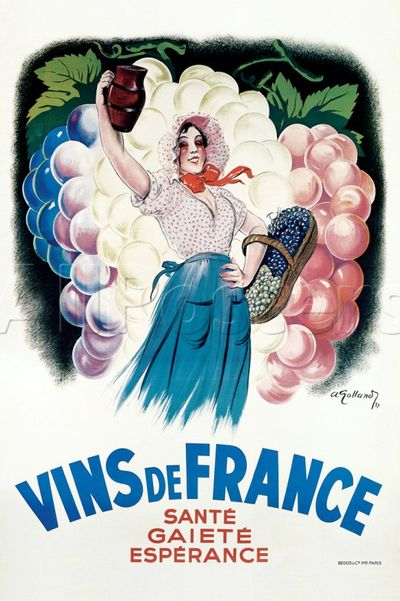 Vins_de_france_affiche1938_ant_galland