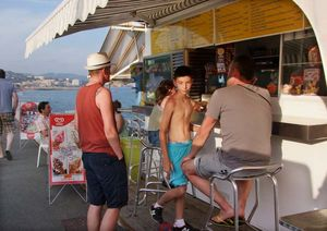 1cabane_plage_cannes_fin_journee