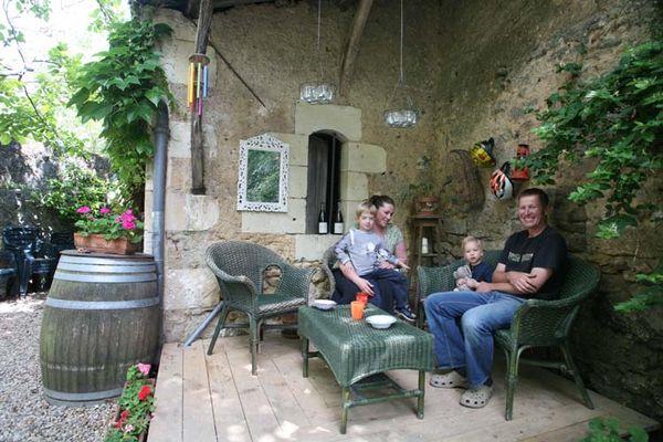 Wine Tasting Vineyards In France Toby Bainbridge Anjou Loire