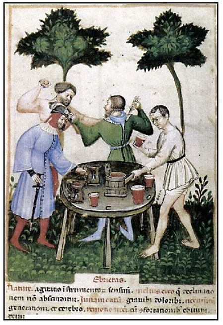 1wine_middle_ages_intoxicated_fight