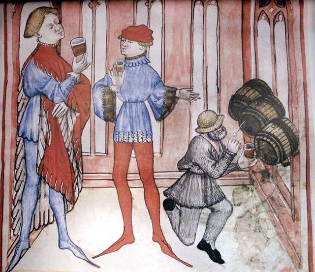 1wine_middle_ages_dégustation_vin_nouveau_ibn_butlan1395_lombardie