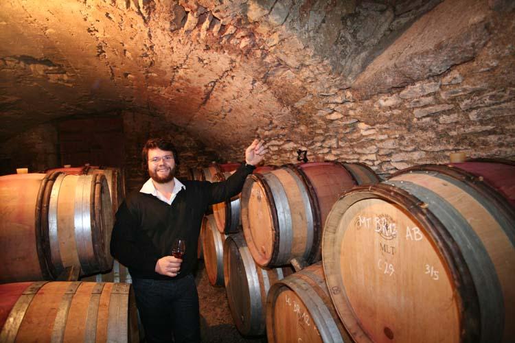 1cadette_vezelay_valentin_montanet_cellar