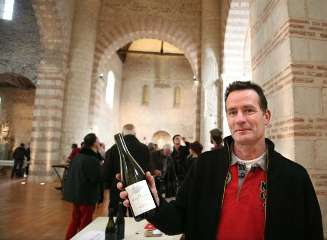 1angers_church_tasting_pierre_boyat_macon_beaujolais