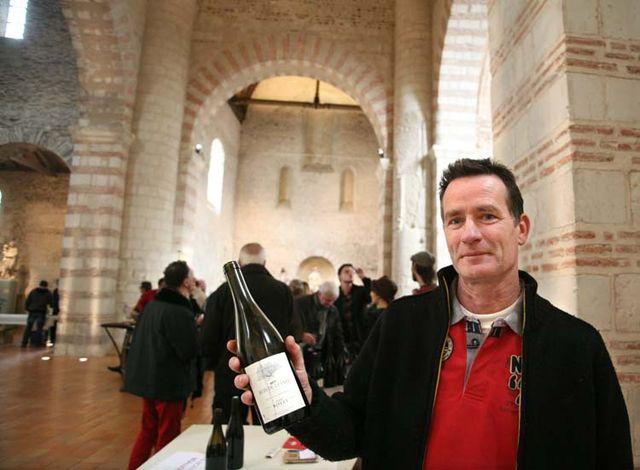 1angers_church_tasting_pierre_boyat_macon_beaujolais