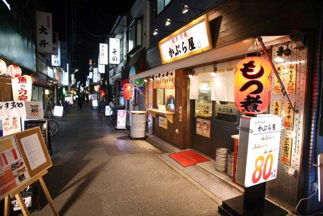 1kita-senju_tokyo_kaburaya_street_view
