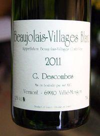 1descombes_beaujolais_villages_blanc2011