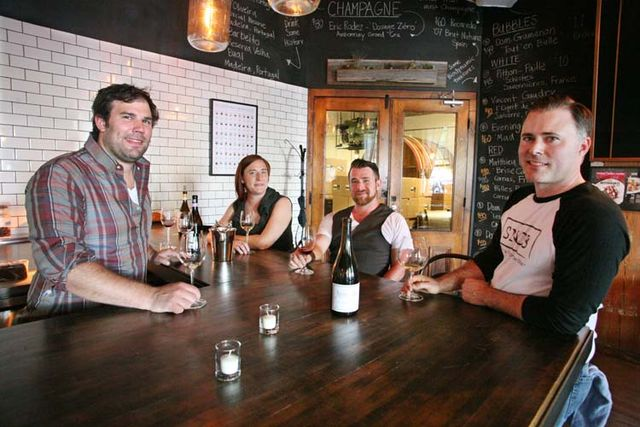 1sauvage_wine_bar_portland_jesse_molly_seth_jeff