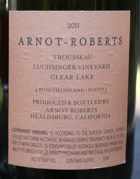 1arnot_roberts_trousseau2011_luchsinger_vineyards_info