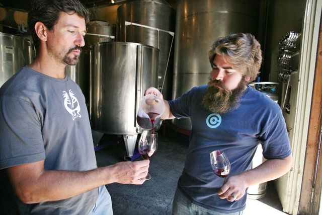1ojai_winery_california_vat_pour