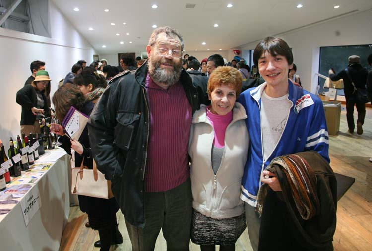1festivin_tokyo2014_claude_courtois_and_wife