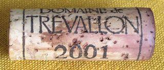 1trevallon2011_opened2014_cork