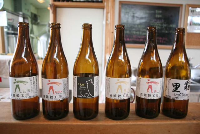 1zakkoku_micro_brewery_beer_labels