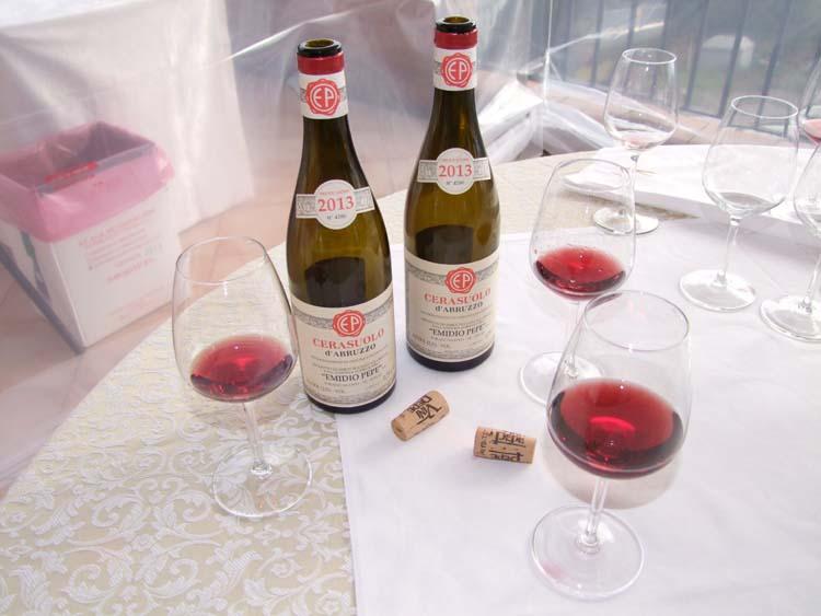 1emidio_pepe_cerasuolo_dabruzzo2013_bottles