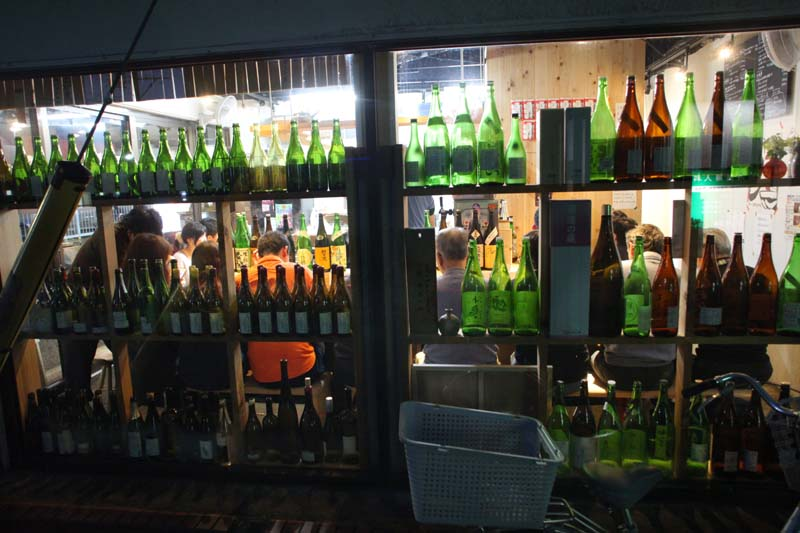 1nimousaku_tateishi_bottle_wall