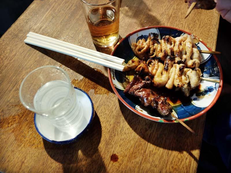 1uchida_tateishi_grilled_intestines_nihonshu_umeshu
