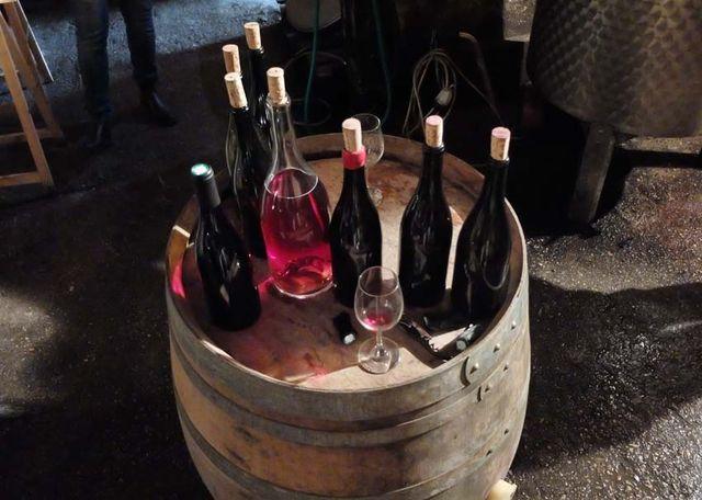 1domaine_de_la_chape_bottles_on_barrel