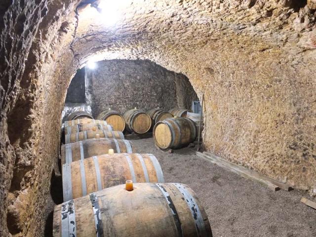 1frantz_saumon_barrels_in_cellar
