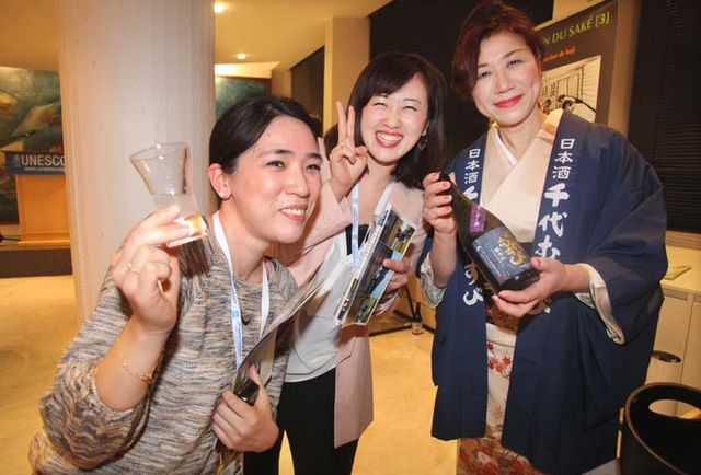 1sake_unesco_beginning_the_sake_party