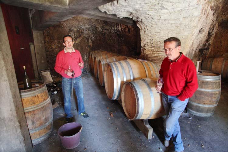1bernard_baudry_with_matthieu_cellar