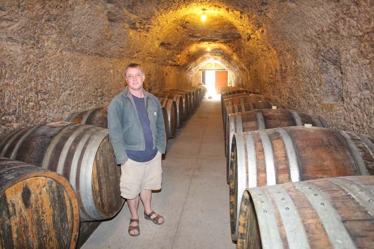 1francois_chidaine_husseau_vouvray_cellar