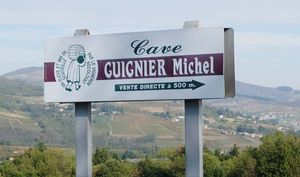 1michel_guignier_vauxrenard_road_sign