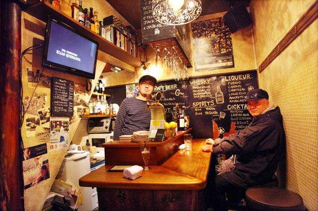 1shibuya_nonbei_yokocho_beer_other_drinks