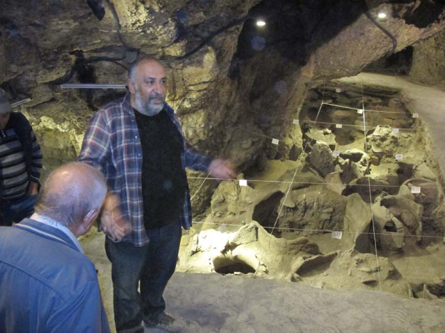 1areni1_boris_gasparyan_archeologist