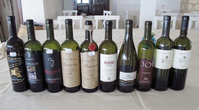 1dettori_tenute_blind_tasting_various_wines