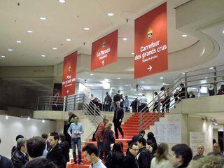 1grandtasting_2014_stairs_to_mezzanine