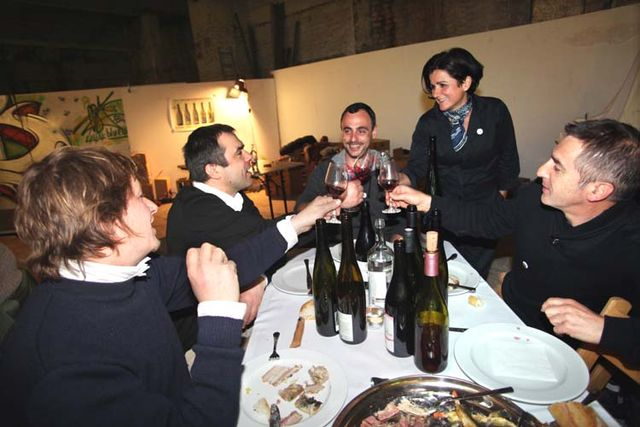1wein_salon_naturel_winemakers_dinner_toast