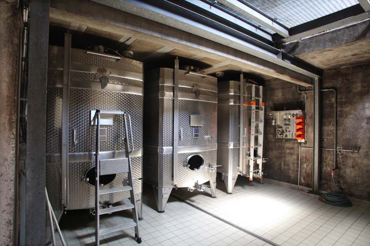 1francois_chidaine_cellar_vats