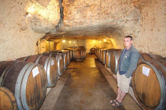 1francois_chidaine_cellar_lower_ceiling