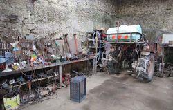 1bruno_allion_cellar3_vintage_tractor