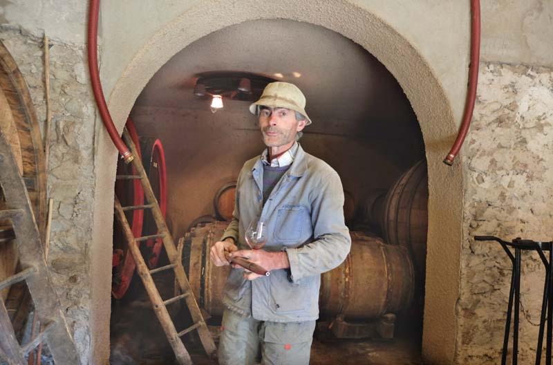 1michel_guignier_vauxrenard_in_front_barrel_cellar