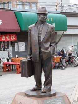1shibamata_toransan_statue