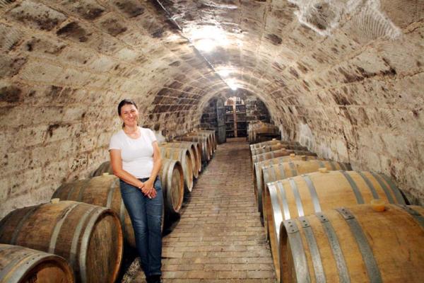 Wine Tasting Vineyards In France Judit Amp J 243 Zsef Bod 243