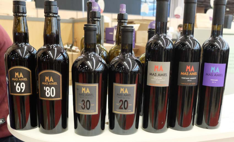 1paris_wine_fair_mas_amiel_botls2