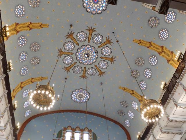 1Kazinczyzsinagoga_plafond