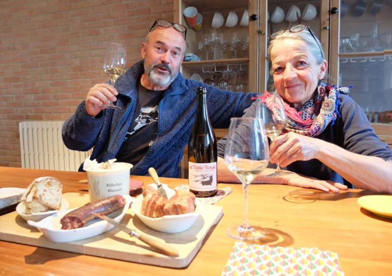1table_rouge_philippe_claude_tasting