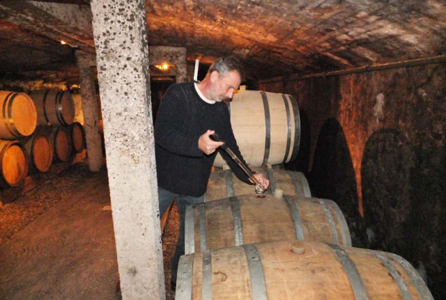 1peter_hahn_tasting_from_barrel