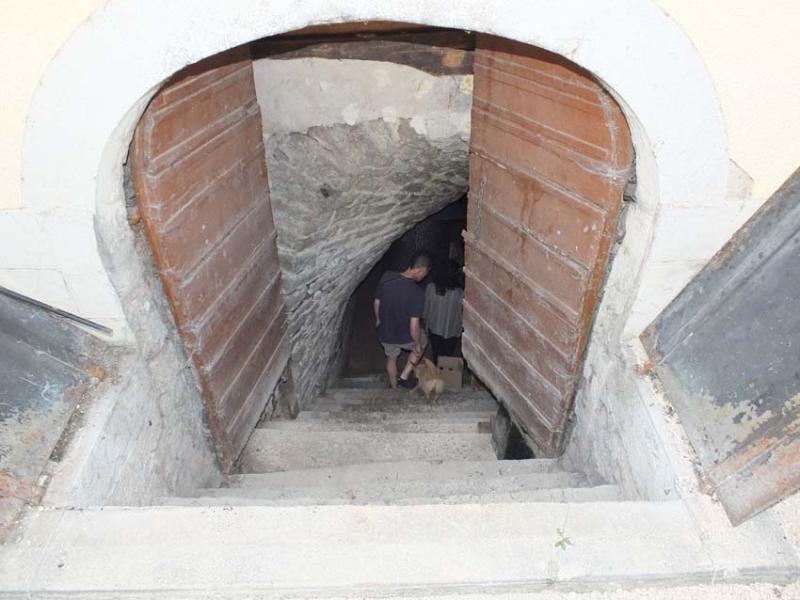 1mesnay_down_to_cellar