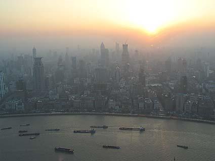Shanghai_dusk