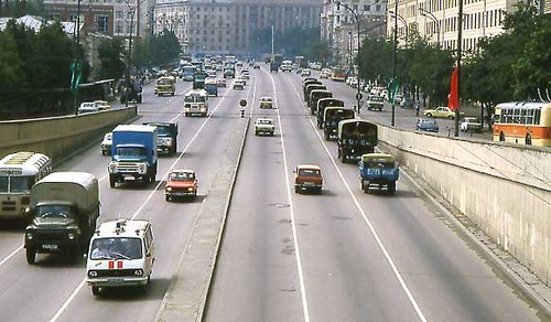 Moscow Boulevard