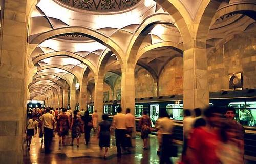 Tachkent Subway
