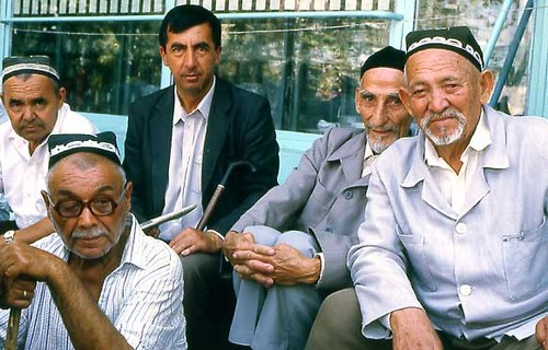 Tachkent Men