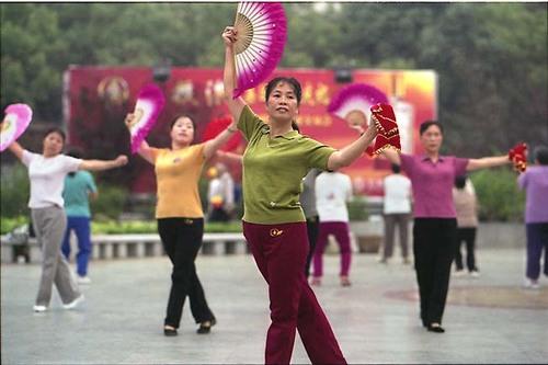 Fans Danse